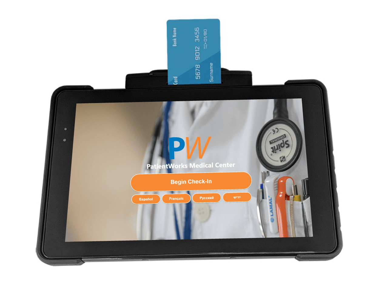 Check-In Tablet